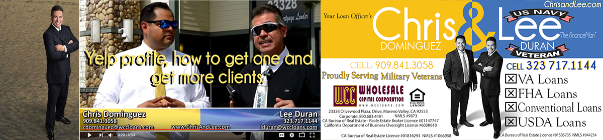 Lee Duran the Financeman